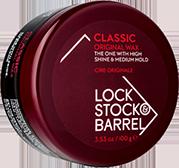 LS&B Classic Original Wax