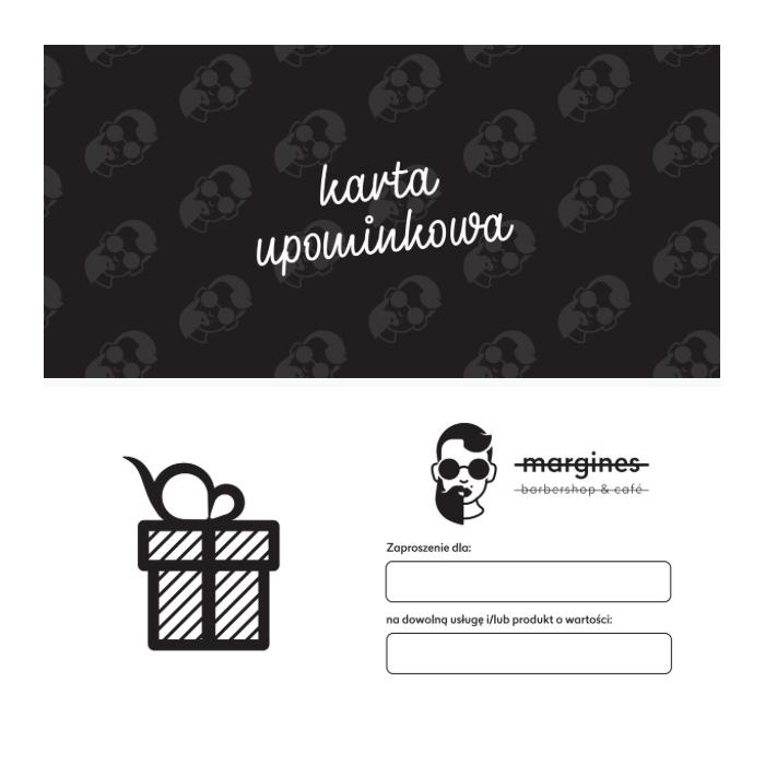 (Polski) Karta upominkowa